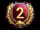rank 2 st666