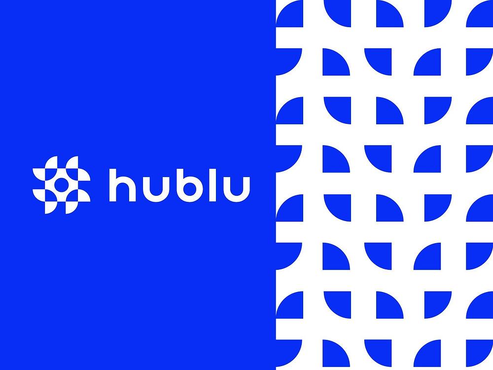 hublu brand identity by Sergio Joseph - Blitz Creatives