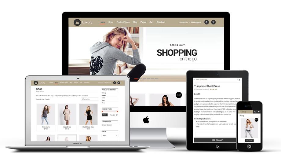 Cách tạo một Website bán hàng miễn phí