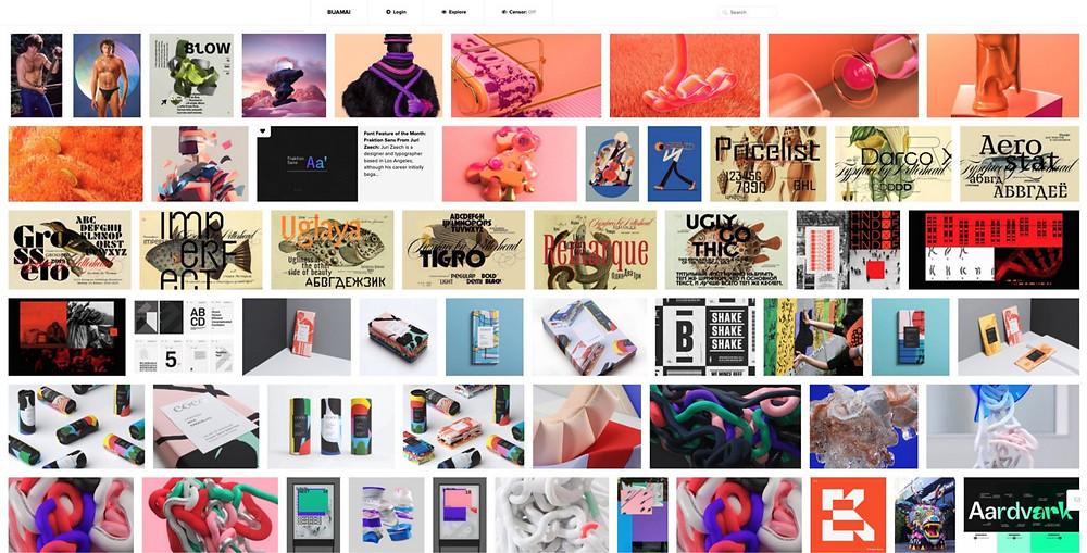Ảnh: Tác giả – Ảnh chụp màn hình từ Buamai.com - Blitz Creatives