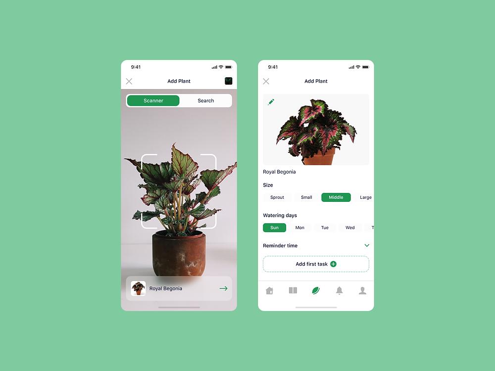 Smart Plant by Rhinoda Team - Blitz Creatives