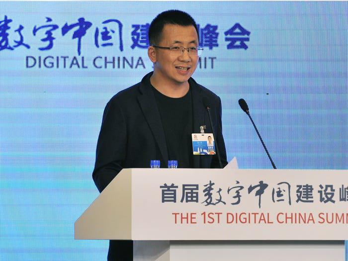 Zhang Yiming, người sáng lập công ty ByteDance, chủ sở hữu TikTok - Blitz Creatives