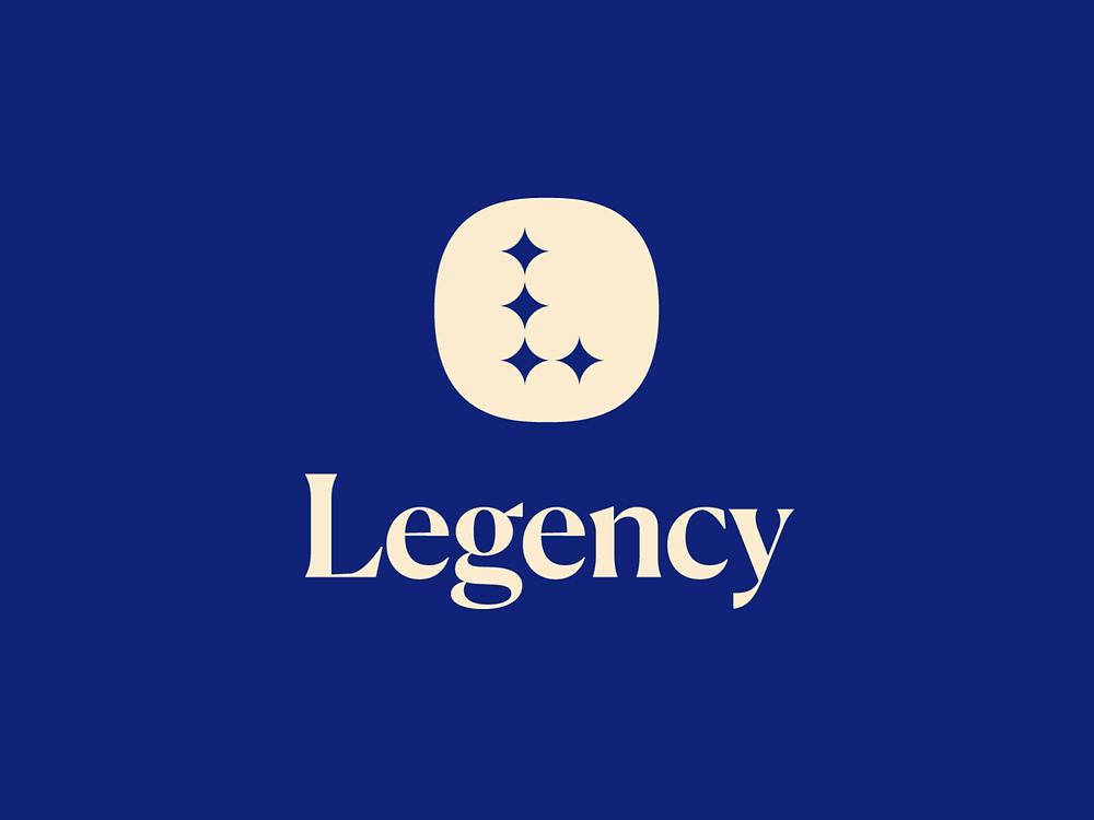 Legency logo desig by Milos Bojkovic - Blitz Creatives