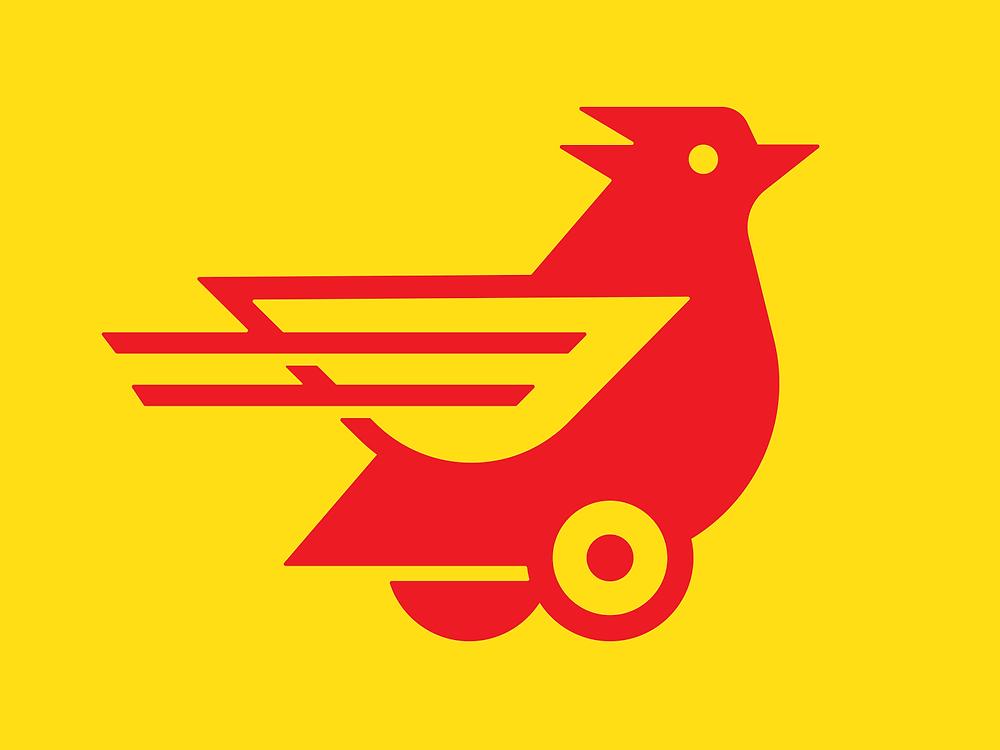 Chicken To Go! by Alex Anderson - Blitz Creatives
