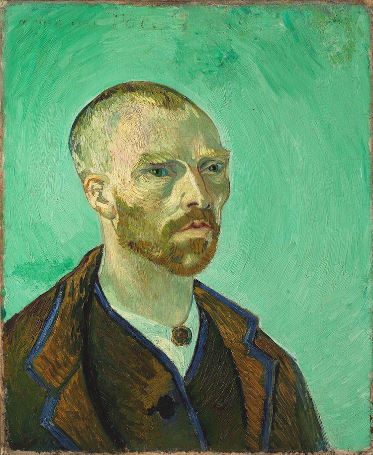 """""""Chân dung tự họa (dành tặng Paul Gauguin)"""" 188 8- Blitz Creatives"""