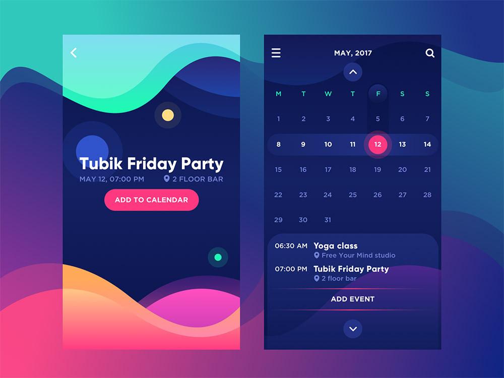 Design: tubik - Blitz Creatives