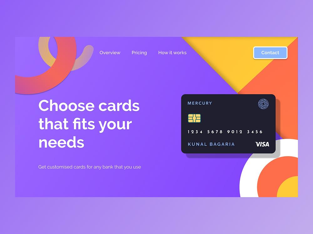 Virtual Cards made physical - Blitz Creatives