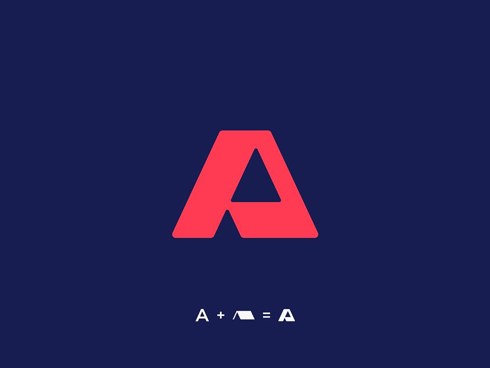 A | Logo desig by Oleg Coada - Blitz Creatives