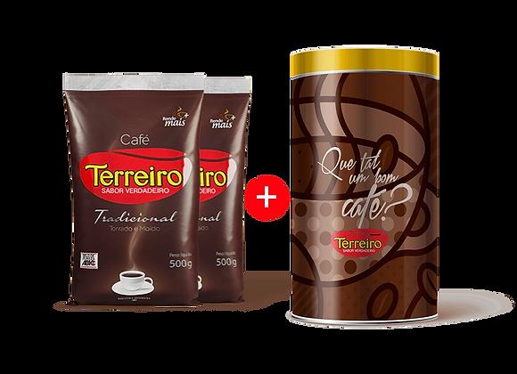 Café Terreiro Kit Duo