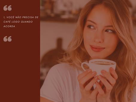 5 Fatos Científicos Sobre Café.