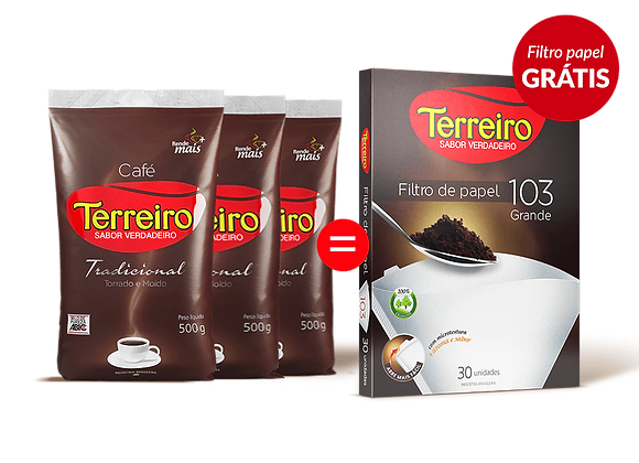 Café Terreiro Kit Terzo
