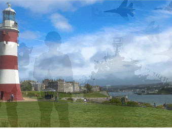 Newly launched Plymouth Armed Forces Covenant website