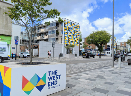 Health on the High Street for Plymouth's West End