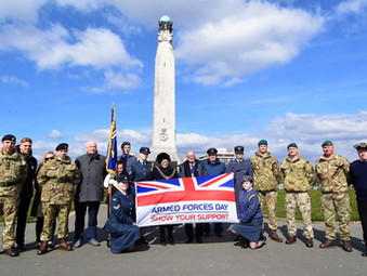Plans revealed for this year's Armed Forces Day