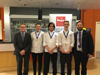 Cornish students triumph in UK's premier young culinary competition