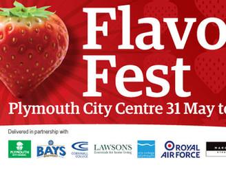 Flavour Fest digital brochure