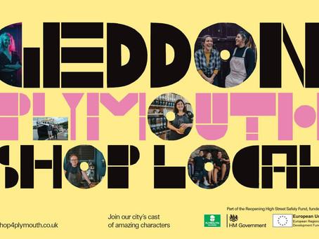 Geddon Plymouth – Shop Local!