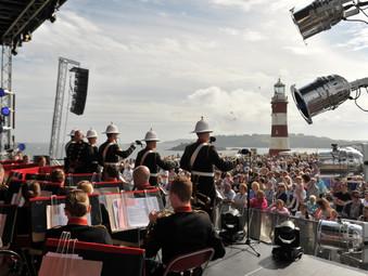 HM Royal Marine Function Band