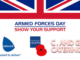 Sponsors of this year's Armed Forces Day reveal why the event is so important to them