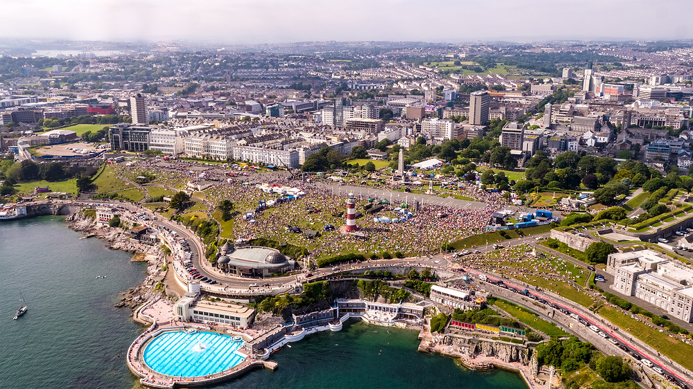 Plymouth Armed Forces Day 2019