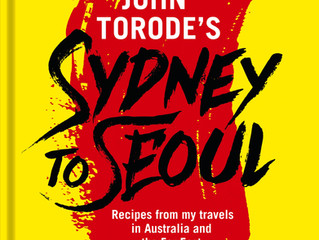 John Torode book signing - Sat 2nd June