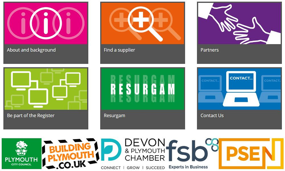 Plymouth Supplier Directory