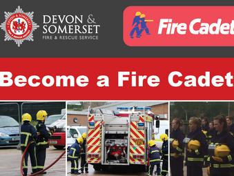 Become a Fire Cadet