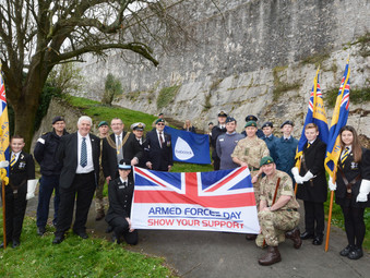 Exciting programme revealed for Plymouth Armed Forces Day