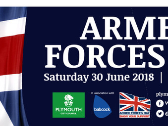 Everything you need to know about Plymouth Armed Forces Day