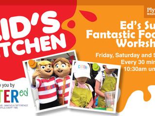Kid's Kitchen Workshops
