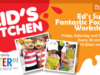Kid's Kitchen Workshops