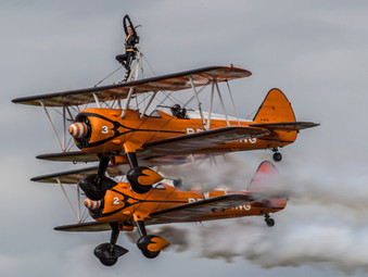 Exciting line-up of air displays announced