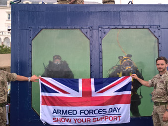 Armed Forces Day Update - 26/02/18