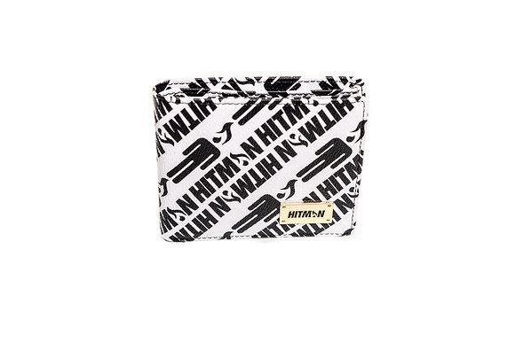 Hitman Bi-fold Wallet - White