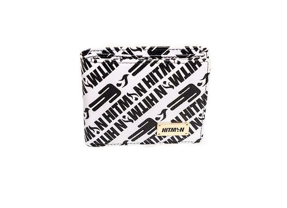 Hitman Bi-fold Wallet - White