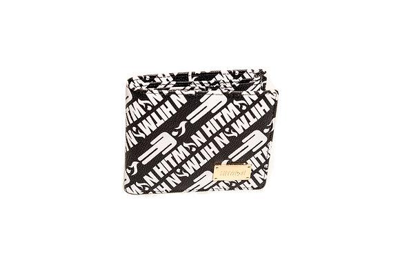 Hitman Bi-fold Wallet -Black
