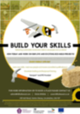 Build Your Skills Poster