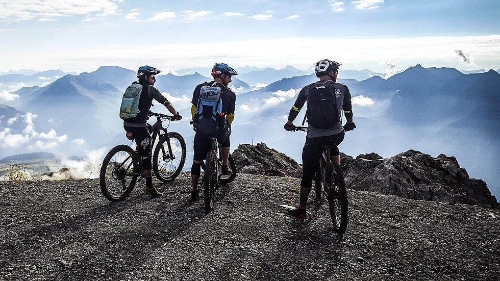 Lenzerheide-Davos-Arosa (3-Tagestour)