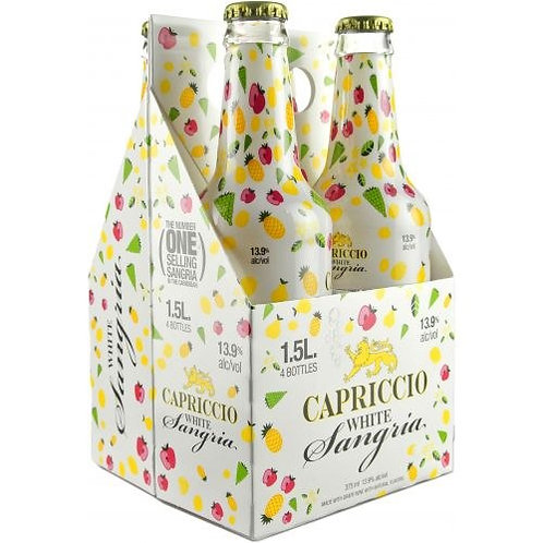 CAPRICCIO WHITE SANGRIA  375ML