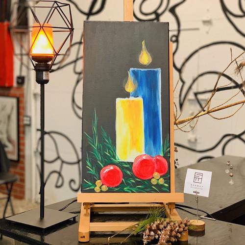 Paint N Sip Event Seeway Art Studio