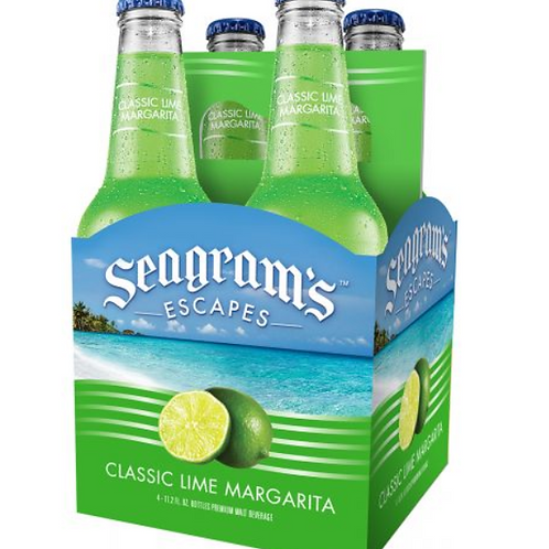 SEAGRAM MARGARITA  - 355ML