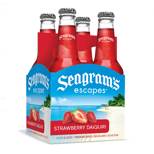 SEAGRAM STRAWBERRY DAIQUIRI   355ML