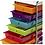 Thumbnail: Seville Classics 10-Drawer Multipurpose Mobile Rolling Utility Storage Organizer