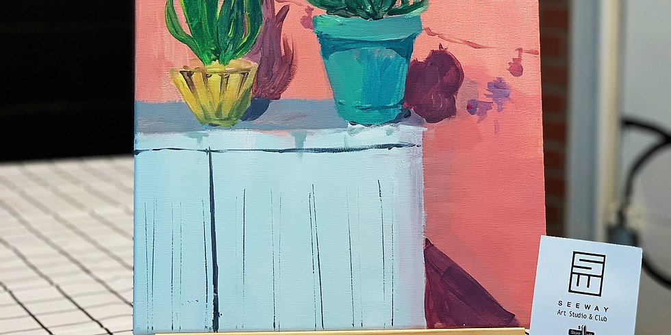 POTTED PLANT-A