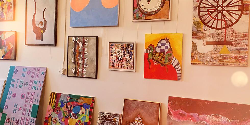 Studio/Gallery Open House