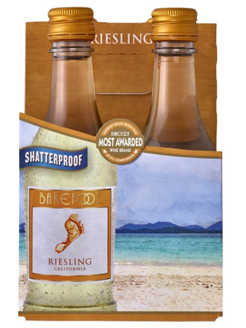 BAREFOOT CEL RIESLING - 187ML