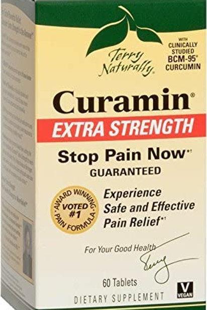 Terry Naturally Vitamins Curamin Extra Strength, 120 tablets
