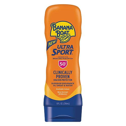 Banana Boat Ultra Sport Sunscreen Lotion SPF 50