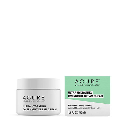 ACURE Ultra Hydrating Overnight Dream Cream