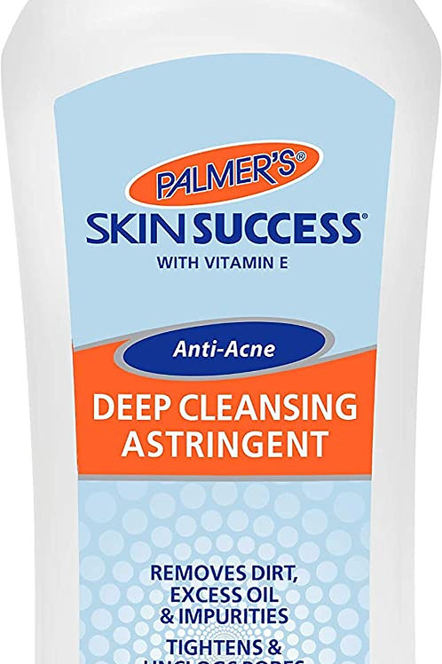 Palmer's Skin Success Deep Cleansing Facial Astringent With Vitamin E (4 Pack)